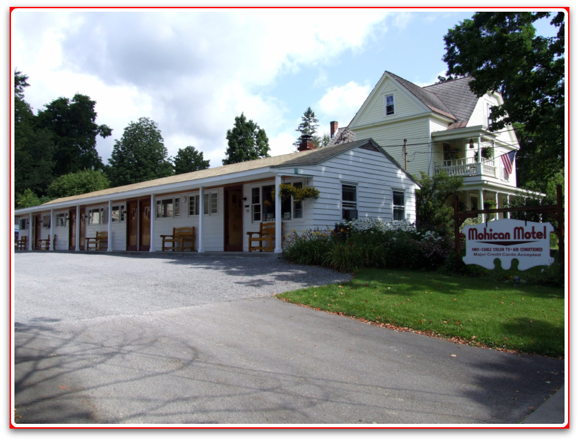 motels in cooperstown ny area